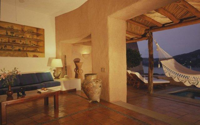 Отель La Casa Que Canta комната для гостей