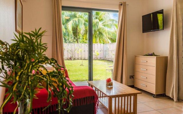 Отель Moemoea Lodge Французская Полинезия, Бора-Бора - отзывы, цены и фото номеров - забронировать отель Moemoea Lodge онлайн комната для гостей