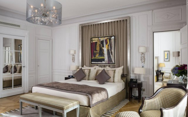 Majestic Hotel - Spa Paris комната для гостей