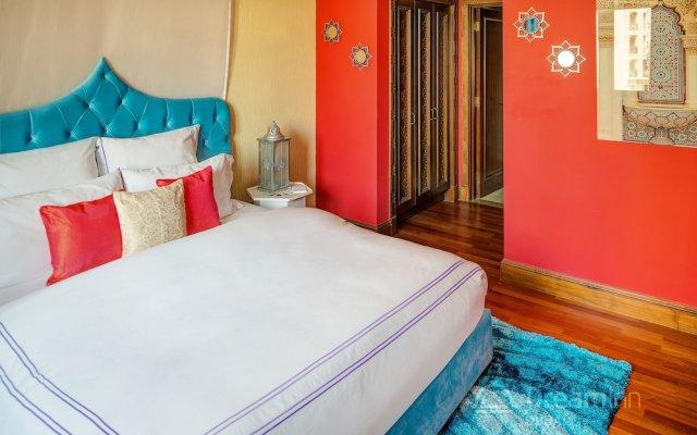 Отель Dream Inn Dubai - Old Town Miska вид на фасад