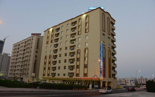 Отель Frsan Plaza вид на фасад