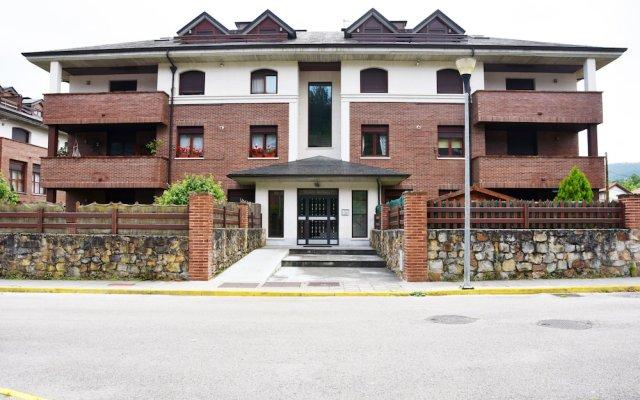 Отель Apartamento Calera вид на фасад