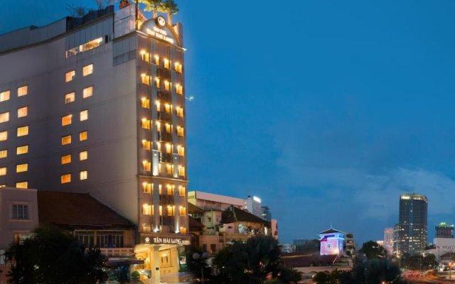 Star Hotel Ho Chi Minh вид на фасад