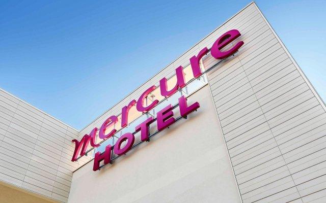 Гостиница Mercure Сочи Центр в Сочи - забронировать гостиницу Mercure Сочи Центр, цены и фото номеров вид на фасад