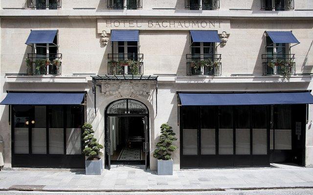 Отель Bachaumont Франция, Париж - отзывы, цены и фото номеров - забронировать отель Bachaumont онлайн вид на фасад