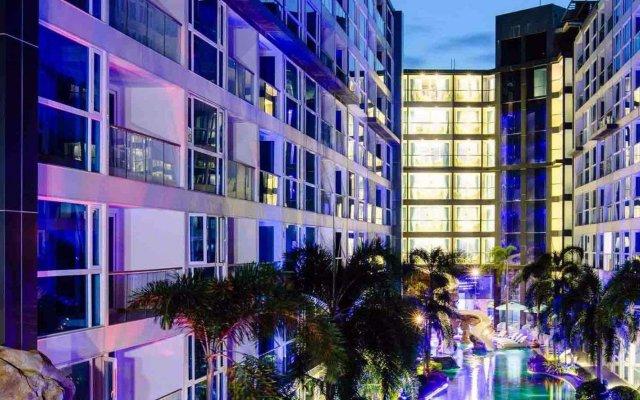Centara Azure Hotel Pattaya вид на фасад