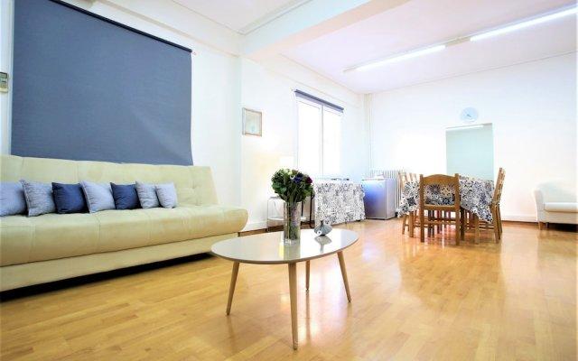 Отель GK Open Plan Афины комната для гостей