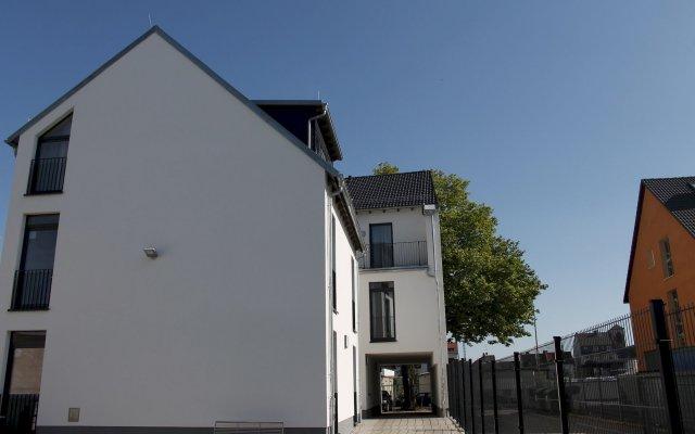 Отель Prime 20 Serviced Apartments Германия, Франкфурт-на-Майне - отзывы, цены и фото номеров - забронировать отель Prime 20 Serviced Apartments онлайн вид на фасад