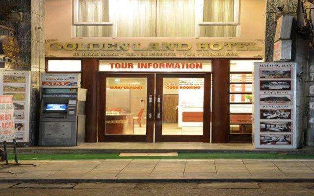 Отель Golden Land Hotel Вьетнам, Ханой - 1 отзыв об отеле, цены и фото номеров - забронировать отель Golden Land Hotel онлайн вид на фасад