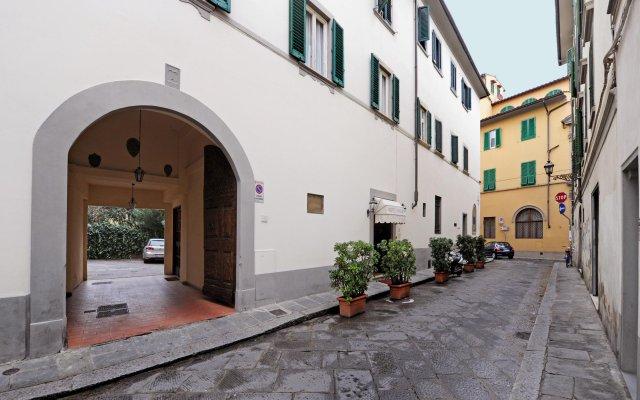 Hotel Vasari вид на фасад