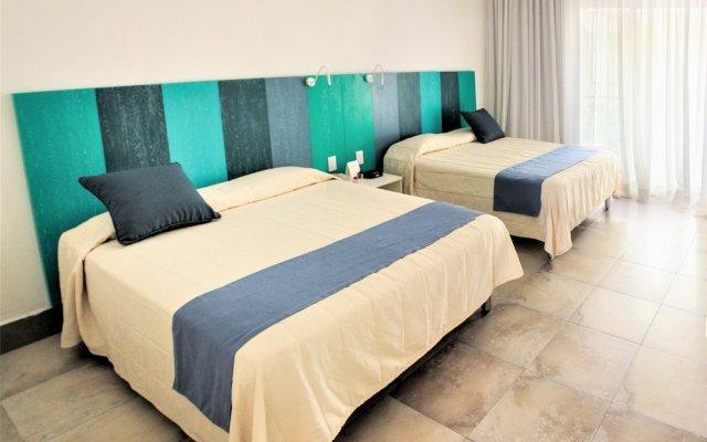 Отель Viva Wyndham Tangerine Resort - All Inclusive вид на фасад