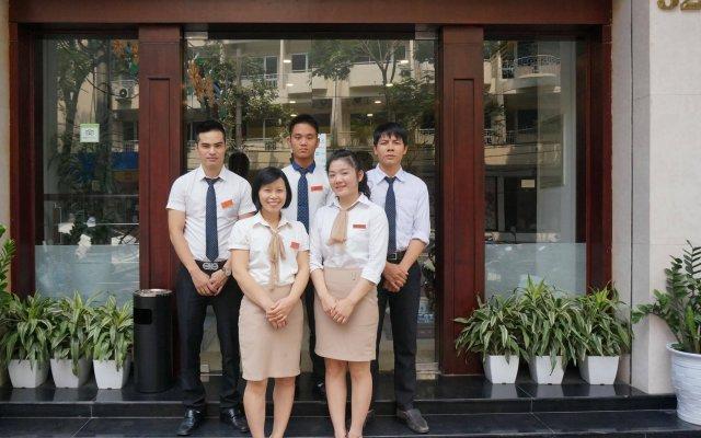 Merci Hotel вид на фасад