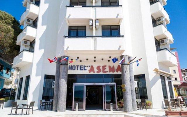 Hotel Asena вид на фасад