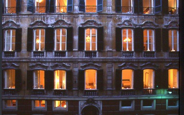 Отель Residenza D'Epoca di Palazzo Cicala вид на фасад