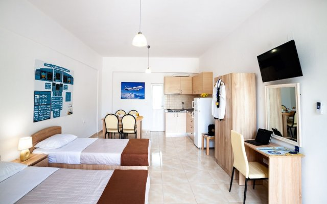 Отель Virtual Pilot Родос