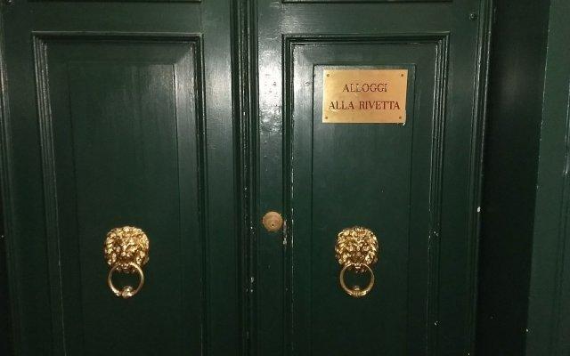 Отель Alloggi Alla Rivetta Италия, Венеция - отзывы, цены и фото номеров - забронировать отель Alloggi Alla Rivetta онлайн вид на фасад
