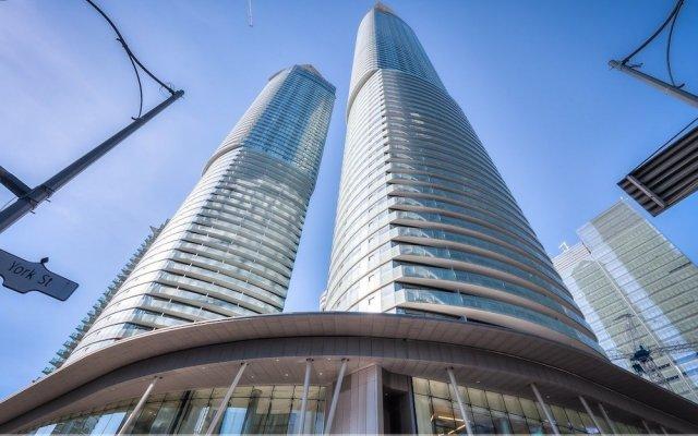 Modern Skyscraper Studio by CN Tower