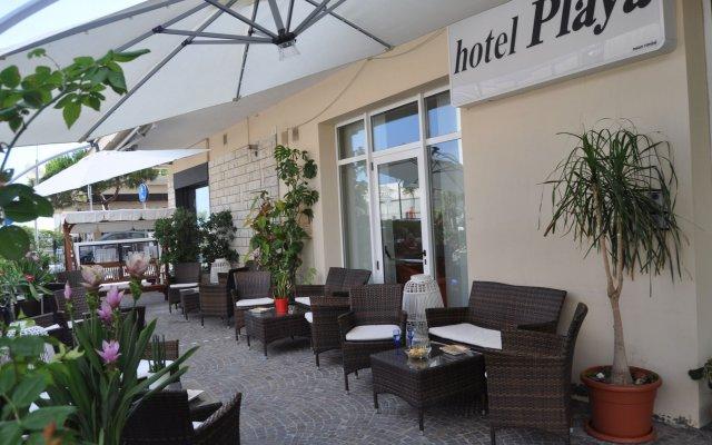 Hotel Playa вид на фасад