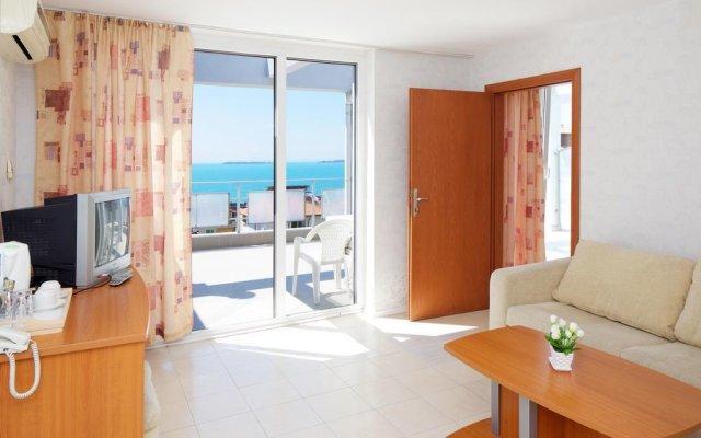 Hotel Kotva 3 Свети Влас комната для гостей