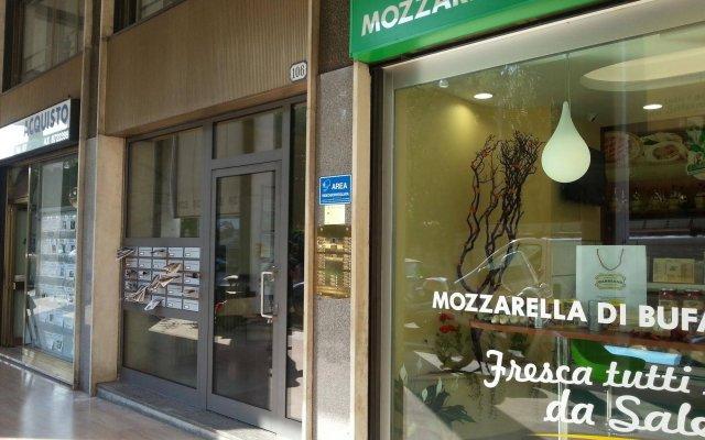 Отель Padovaresidence Al Corso Apartment Италия, Падуя - отзывы, цены и фото номеров - забронировать отель Padovaresidence Al Corso Apartment онлайн вид на фасад