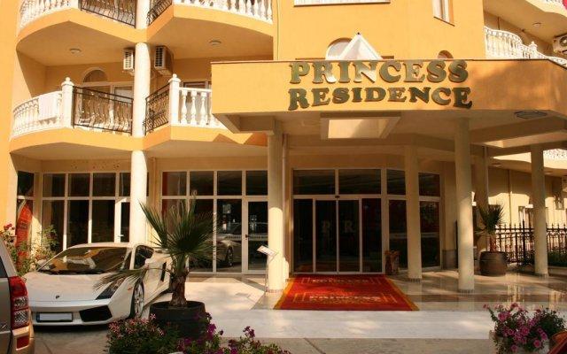 Hotel Princess Residence вид на фасад