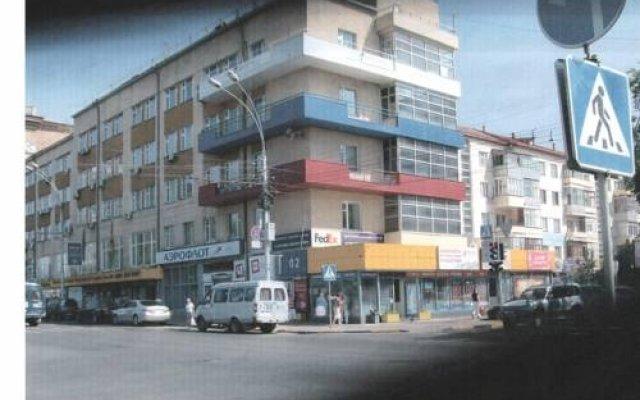 Гостиница Business-Сenter Kruise в Новосибирске отзывы, цены и фото номеров - забронировать гостиницу Business-Сenter Kruise онлайн Новосибирск вид на фасад