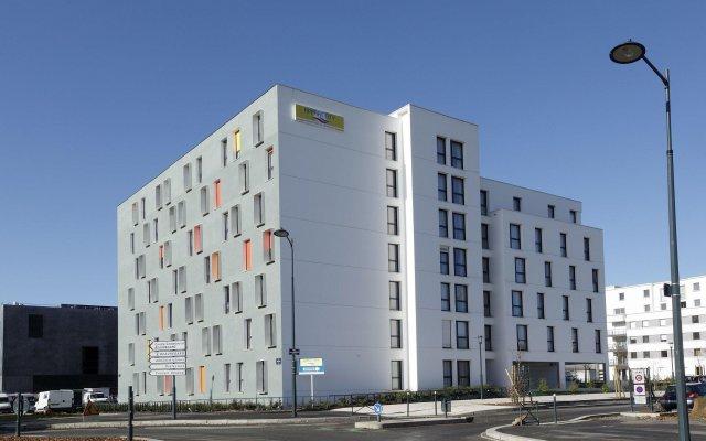 Отель Appart'City Rennes Beauregard вид на фасад