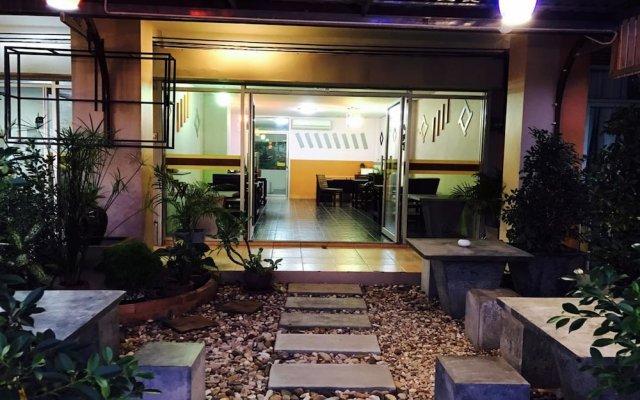 Отель Mawa Lanta Mansion Ланта вид на фасад