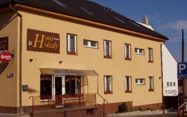 Отель U Hvezdy Чехия, Прага - 1 отзыв об отеле, цены и фото номеров - забронировать отель U Hvezdy онлайн вид на фасад