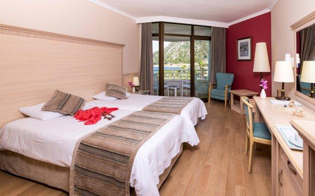 Hotel Aqua - All Inclusive комната для гостей