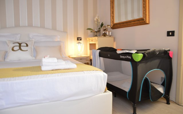 Отель Raffaello Inn Рим комната для гостей
