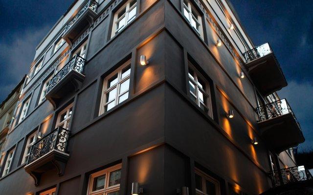 Stories Hotel Kuloglu вид на фасад