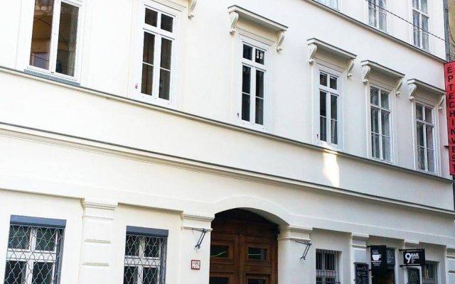 Отель Lázár Utca вид на фасад