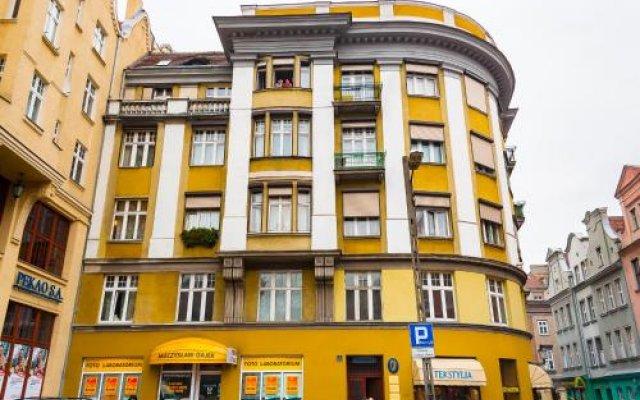 Отель Retro Hostel Польша, Познань - отзывы, цены и фото номеров - забронировать отель Retro Hostel онлайн вид на фасад