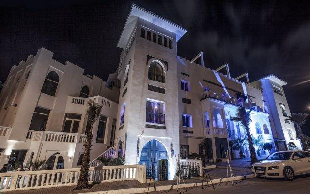 Отель Palais du Calife & Spa - Adults Only Марокко, Танжер - отзывы, цены и фото номеров - забронировать отель Palais du Calife & Spa - Adults Only онлайн вид на фасад
