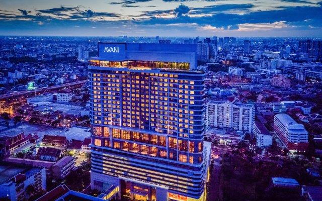 Отель AVANI Riverside Bangkok Hotel Таиланд, Бангкок - 1 отзыв об отеле, цены и фото номеров - забронировать отель AVANI Riverside Bangkok Hotel онлайн вид на фасад