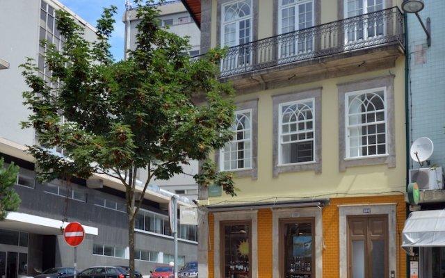 Отель Spot Apartments Casa Januario Португалия, Порту - отзывы, цены и фото номеров - забронировать отель Spot Apartments Casa Januario онлайн вид на фасад