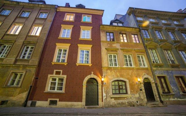 Отель Little Home - Old Town Польша, Варшава - отзывы, цены и фото номеров - забронировать отель Little Home - Old Town онлайн вид на фасад