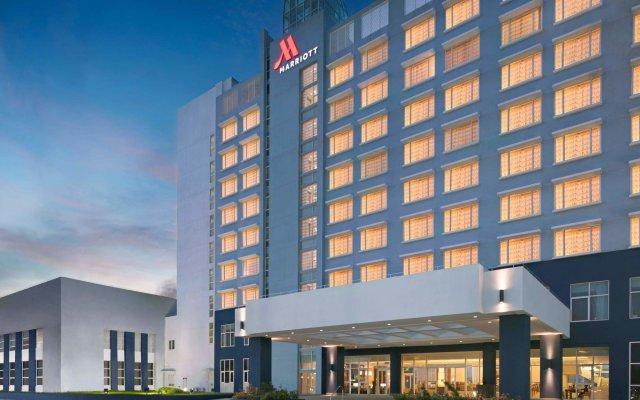 Отель Guyana Marriott Hotel Georgetown Гайана, Джорджтаун - отзывы, цены и фото номеров - забронировать отель Guyana Marriott Hotel Georgetown онлайн вид на фасад