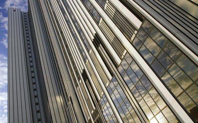 Отель Pullman Paris Montparnasse вид на фасад