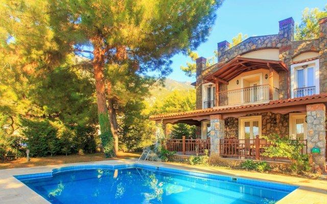 Villa Xanthos 313 Турция, Олудениз - отзывы, цены и фото номеров - забронировать отель Villa Xanthos 313 онлайн вид на фасад