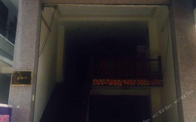 Thanh Thuy Hotel Нячанг вид на фасад