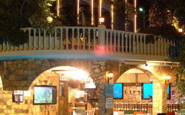 Club Aquarium Apart Турция, Мармарис - отзывы, цены и фото номеров - забронировать отель Club Aquarium Apart онлайн вид на фасад