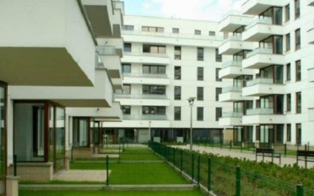 Отель Elite Apartments Galileo Польша, Познань - отзывы, цены и фото номеров - забронировать отель Elite Apartments Galileo онлайн вид на фасад