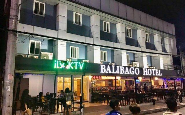 Отель W Balibago Hotel Филиппины, Пампанга - отзывы, цены и фото номеров - забронировать отель W Balibago Hotel онлайн вид на фасад