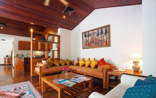 Отель Chai Nam Condo комната для гостей