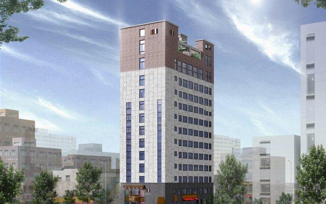 STAZ Hotel Myeongdong II вид на фасад