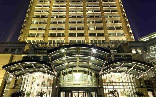 Radisson Blu Plaza Xing Guo Hotel вид на фасад