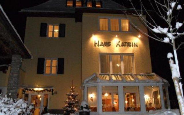 Отель Pension Katrin Австрия, Зальцбург - отзывы, цены и фото номеров - забронировать отель Pension Katrin онлайн вид на фасад