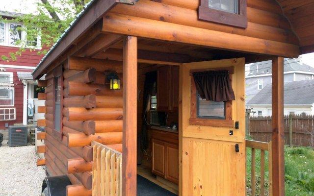 The Wayfaring Buckeye Hostel Колумбус вид на фасад